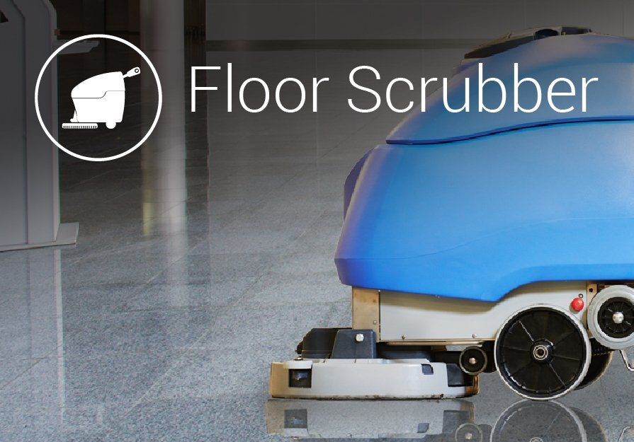 Floor Scrubber Batteries & Accessories