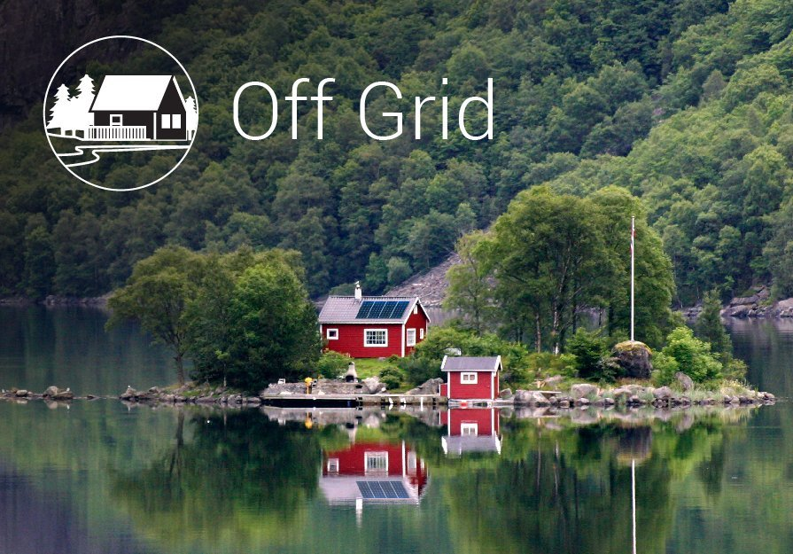 Off Grid Cottage