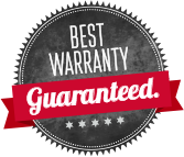 Best warranty guaranteed