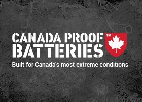 Canada Proof Batteries