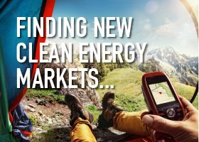 Finding New Clean Energy Markets