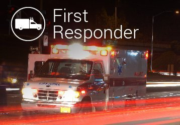 First Responder Batteries & Accessories