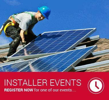 Renewable Energy Installer Events