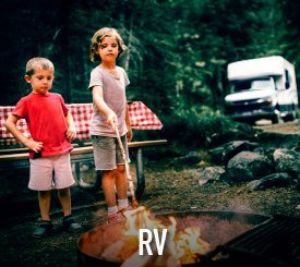RV Batteries and Accessories