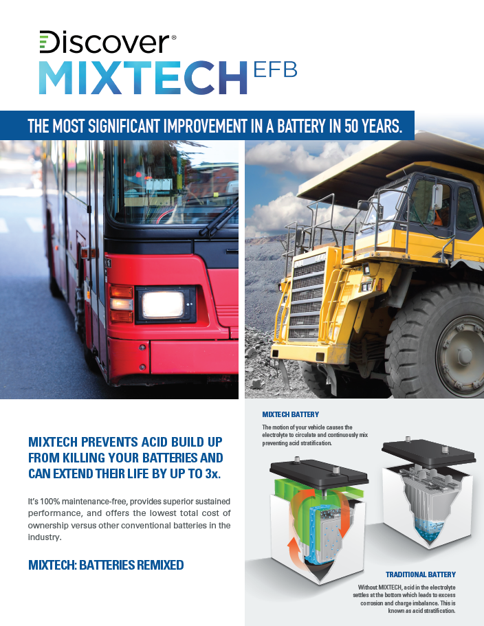 Discover MIXTECH EFB Commercial Leaflet