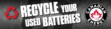 Click for info on Battery Recycling