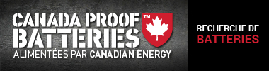 Click to view our Canada Proof Batteries